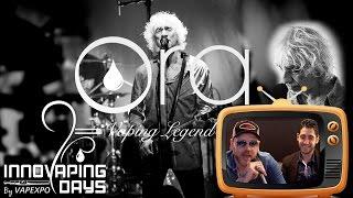 ORA - BERTIGNAC : Vaping Legend !