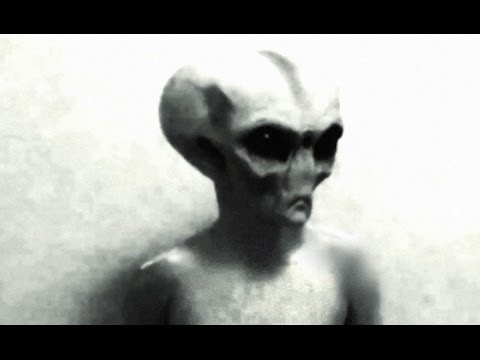 Real Alien Caught on Tape 2013