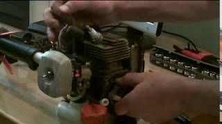 3. Echo Trimmer Weed Whacker Fix - Recoil Starter and Pawl