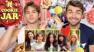 Red Velvet '#Cookie Jar' MV Reaction! (QUEENS OF DESSERT)