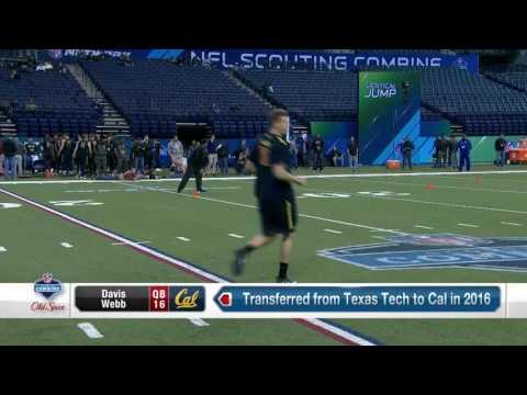 Deshaun Watson puts on a show during throwing drills (видео)