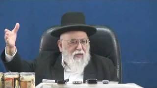 """הרב אברהם חפוטא – פרשת ויחי (ה'תשע""""א)"""