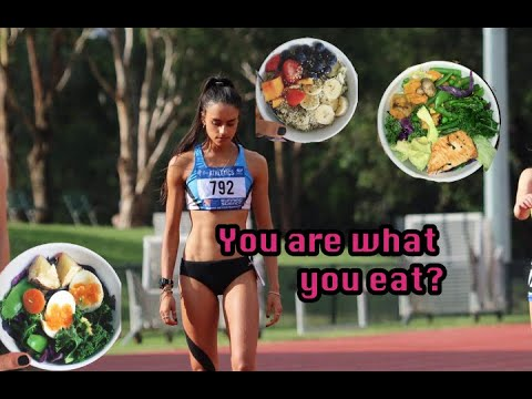 What you eat matters - nutrition chat & what I eat in a day