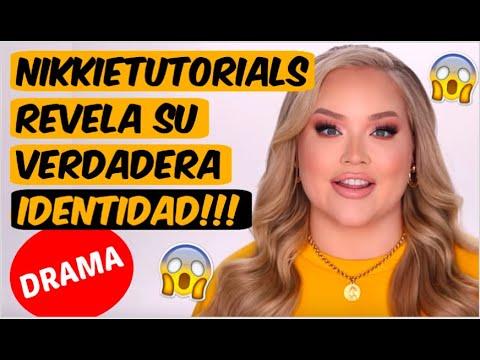 NIKKIETUTORIALS *revela* QUE ES UNA CHICA TRANSGENERO!!! [español]