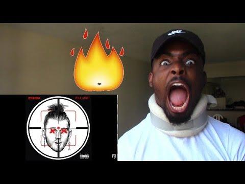 Eminem KILLSHOT [Official Audio] Reaction