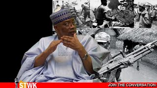 Only A United Nigeria Can Defeat Boko Haram - Ibrahim Babangida