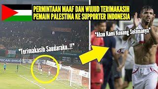 Video Moment Mengharukan Indonesia vs Palestina yang Akan Selalu di Kenang Selamanya MP3, 3GP, MP4, WEBM, AVI, FLV Oktober 2018
