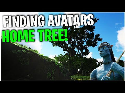 JOURNEY TO AVATAR ISLAND! | ARK Survival Evolved Modded