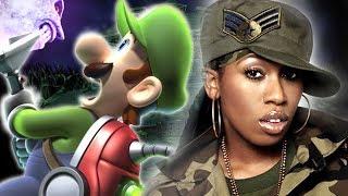 Work It Hallway (Luigi's Mansion x Missy Elliott Mashup) // I am Jemboy