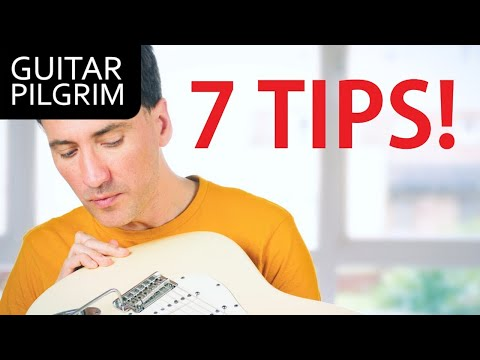 7 MUST KNOW Guitar Solo Tips!!