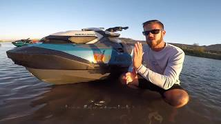 8. New 2018 Sea-Doo ST3 hull explained