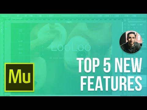 Adobe Muse cc 2015 Adobe Muse 2015   Top 5 New