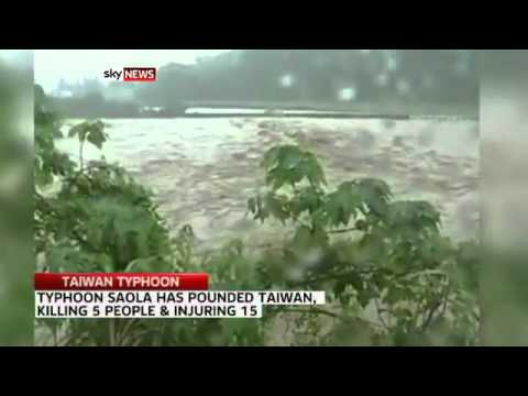 Shanghai evacueert voor naderende tyfoon