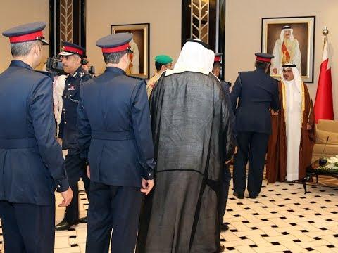 نائب جلالة الملك يقيم مأدبة إفطار لكبار الضباط والمسؤولين بوزارة الداخلية