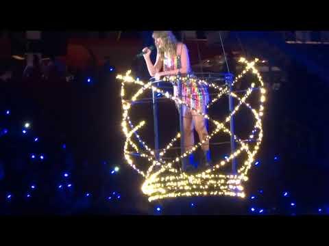 Taylor Swift - Delicate Live - Levi's Stadium - Santa Clara, CA - 5/11/18 - [HD]