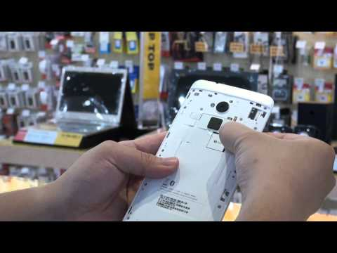 Video về HTC One Max