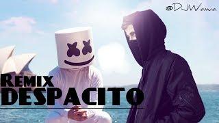 DJ DESPACITO PALING MANTAB JIWA - DJ Marshmello VS DJ Alan Walker REMIX 2017