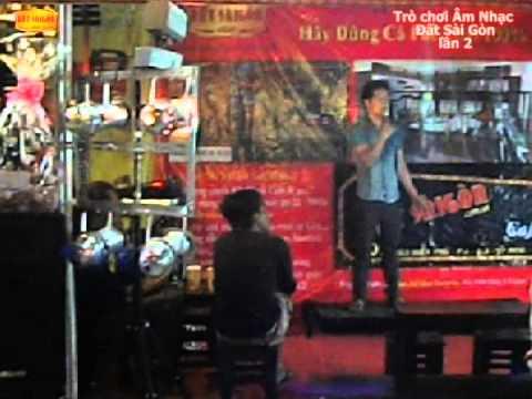 Trò chơi Âm Nhạc cà phê Đất Sài Gòn lần 2 -  (09-02-2015 ) Không Gì Có Thể Thay Thế Em