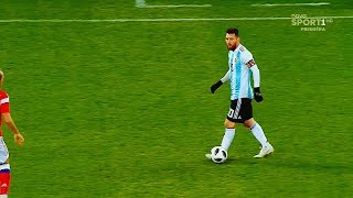 Video 20 Impossible Plays Lionel Messi Did with Argentina ►The One Man Army◄ MP3, 3GP, MP4, WEBM, AVI, FLV Desember 2017