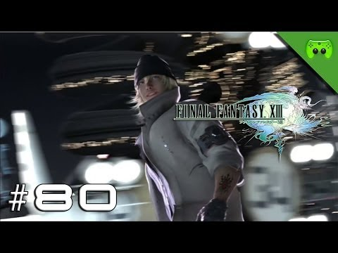 FINAL FANTASY 13 # 80 - In Cocoon ist die Hölle los«»  Let's Play Final Fantasy 13 | HD