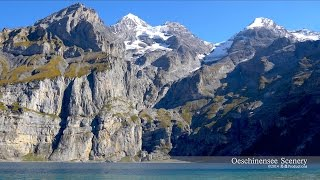 Kandersteg Switzerland  City new picture : Oeschinensee Kandersteg, SWITZERLAND ベルナーオーバーラント地方 BEO