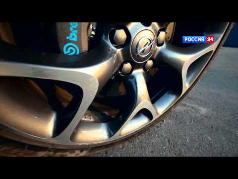 Opel Insignia OPC Тест-драйв Opel Insignia OPC 2011 // АвтоВести 22