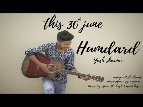 Humdard - Cover | Yash Sharma | SYRA Musical Group | Ek Villian