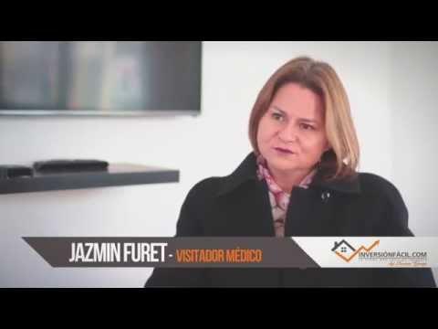 Testimonio Inversionista - Jazmín Furet