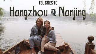 Hangzhou China  city pictures gallery : Hangzhou & Nanjing - A Real-Life Chinese Fairytale - TSL Explores China: Episode 3