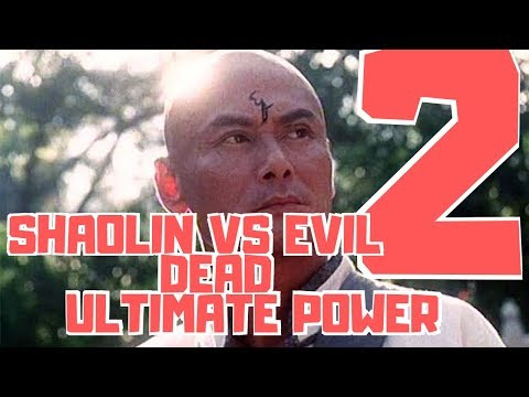 Shaolin Vs Evil Dead 1 -  Full Movie In English High Definition