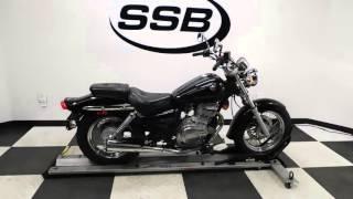 5. 2005 Suzuki GZ250 Black - used motorcycle for sale - Eden Prairie, MN