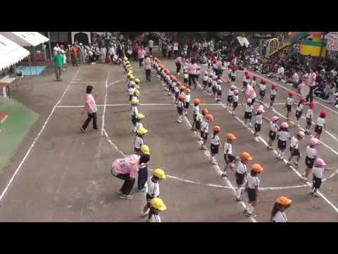 H29おおや幼稚園組体操