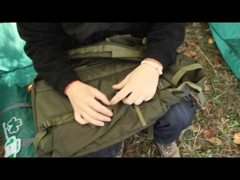 Охотничий рюкзак Nova Tour «Охотник 50» V3. Видеообзор.