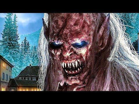 KRAMPUS ORIGINS Trailer (2018) Horror Movie HD