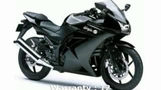 4. 2009 Kawasaki Ninja 250R Details, Info
