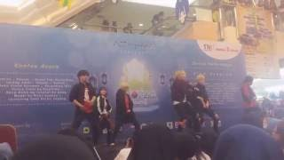 Manggadua Indonesia  city photo : 190616 EXO - MONSTER (Dance Cover Indonesia) @ Mangga Dua Square