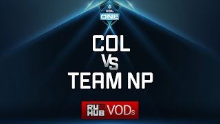 compLexity vs Team NP, ESL One Genting Quals, game 1 [4ce]