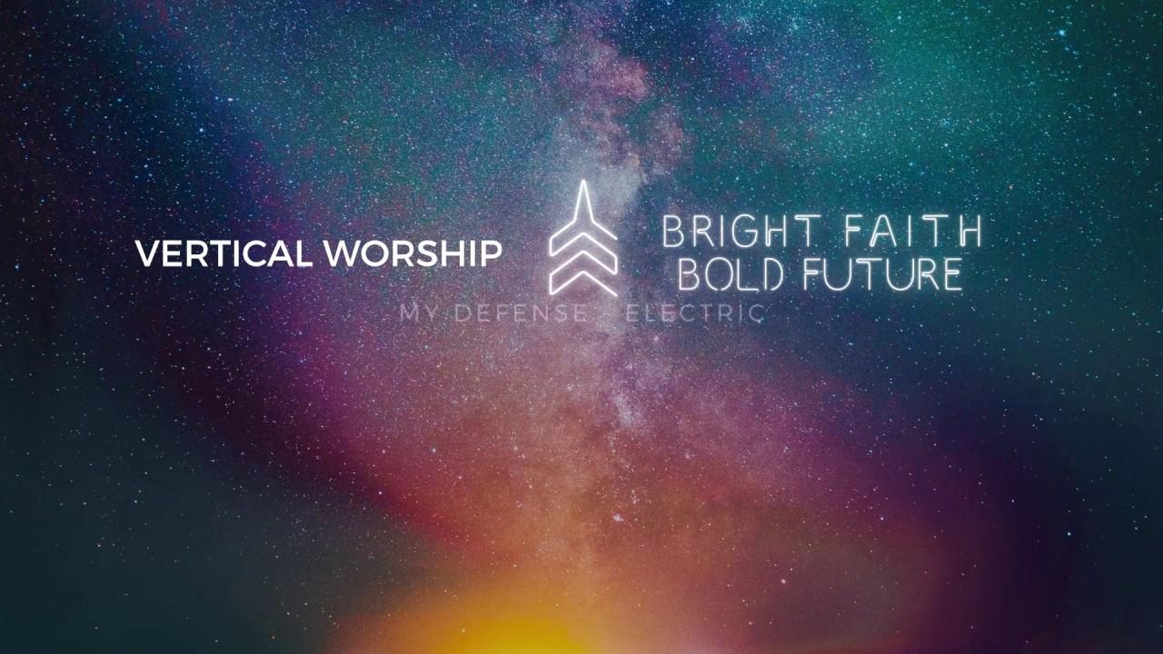 "Tutorial | ""My Defense"" – Electric Guitar | Vertical Worship"