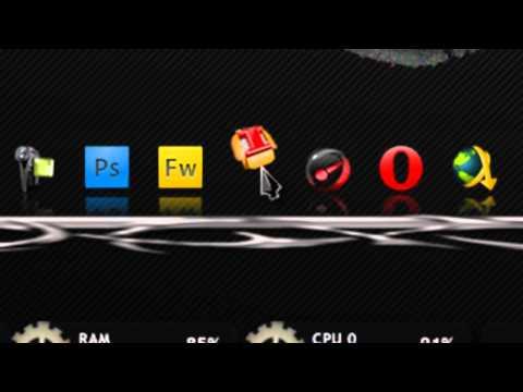 Coleccion de Iconos para Windows 7