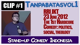 Nonton StandupComedy Notaslimboy 1st time hardcore social politics culture religion #SUCI #tanpabatas Film Subtitle Indonesia Streaming Movie Download