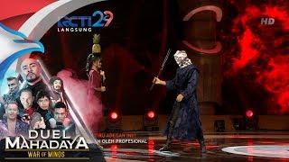 Video DUEL MAHADAYA - Aaron Crow Beraksi Dengan Samurainya [12 Agustus 2018] MP3, 3GP, MP4, WEBM, AVI, FLV Agustus 2018