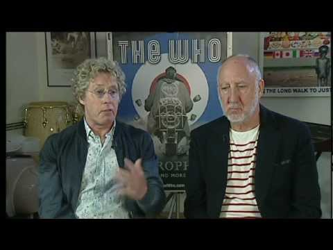 tour 2012 - THE WHO ANNOUNCE NORTH AMERICAN TOUR PERFORMING