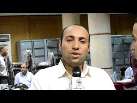 حوار خاص مع احد قائمة سعيد عبدالخالق والمرشح على مقعد نقيب المحامين