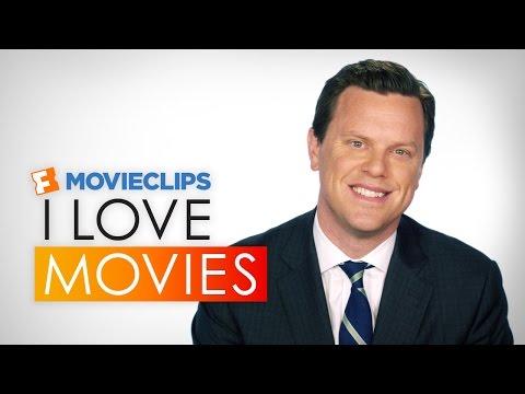 I Love Movies: Willie Geist - Beverly Hills Cop II, Boyz n the Hood, Caddyshack (2015) HD