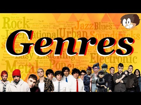 Music Artists ARE Genres