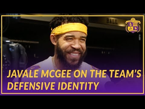 Video: Lakers Post Game: JaVale Describes The Teams Defensive Identity & What He's Learned From Tyson