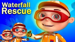 Video Zool Babies Series - Waterfall Rescue | New Episode | Cartoon Animation For Children | Kids Shows MP3, 3GP, MP4, WEBM, AVI, FLV Agustus 2018