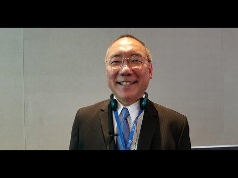 Professor Sir Peng Khaw - Conferencista de la Francisco Fantes Distinguished Lecture