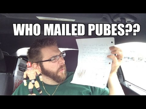 gets - Send me FUNNY STUFF to: Grims Toy Show PO Box 371 Island Heights NJ 08732 OUR MAIN CHANNEL: https://www.youtube.com/user/sillySUPERPOP Grims Indy wrestling video: http://www.youtube.com/watch?v=32...