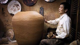 Un potier coréen, Lee Kang-hyo